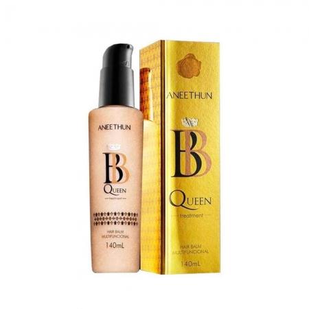 Aneethun Queen Hair Balm 140ml Hidratação Cabelo Seco