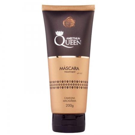 Aneethun Queen Máscara 200gr Cabelos Secos