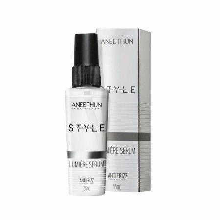 Aneethun Serum Style Profissional Lumiere Serum Antifrizz 55ml