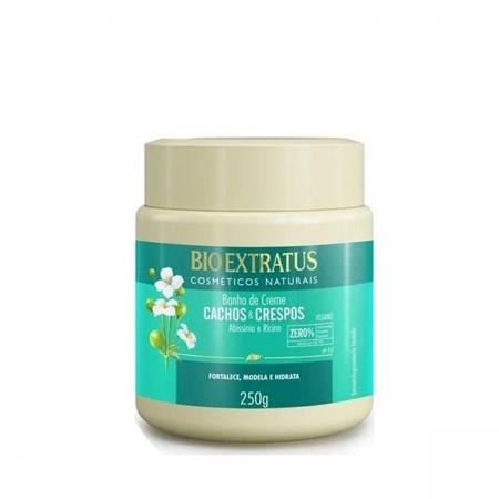 Bio Extratus Cachos e Crespos Banho de Creme 250g