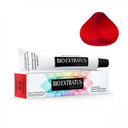 Bio Extratus Coloração 0.6  Intensificador de Vermelho 60mL