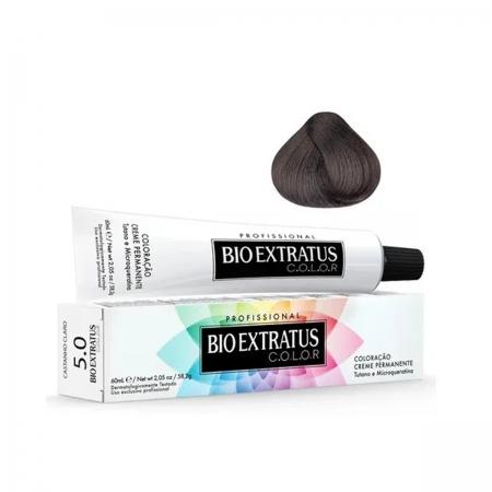 Bio Extratus Coloração 5.0 Castanho Claro 60mL