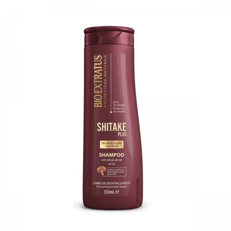 Bio Extratus Shitake Plus Shampoo 350ml