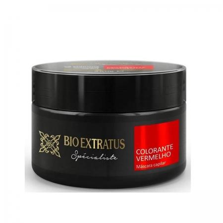 Bio Extratus Spécialiste Máscara Colorante Vermelha 250gr