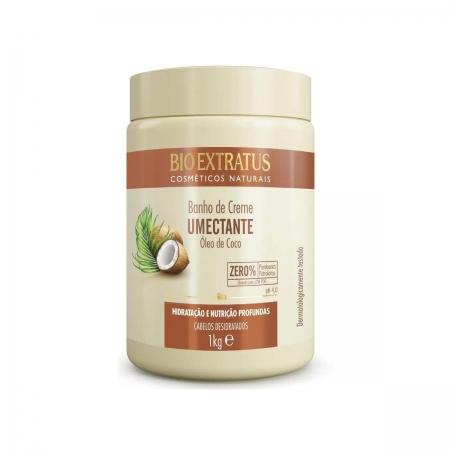 Bio Extratus Umectante Banho de Creme 1kg