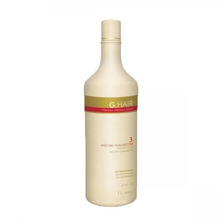 Inoar G Hair Máscara Alemã 1 Litro Hidratante