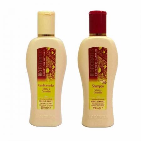 Kit Bio Extratus Tutano Shampoo 250ml e Condicionador 250ml