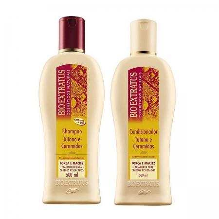 Kit Bio Extratus Tutano Shampoo 500ml e Condicionador 500ml
