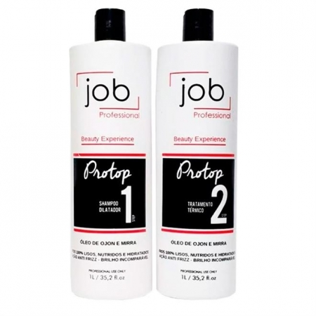 Kit Job Progressiva Hair Professional Protop ( 2 Passos) 1000ml