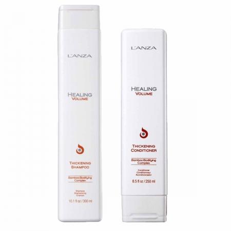 Kit Lanza Healing Volume Sh300ml e Condicionador250ml