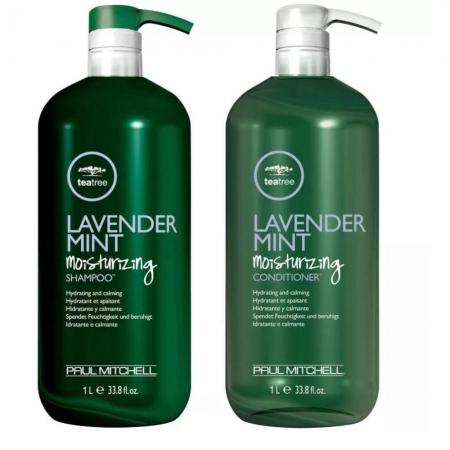 Kit Paul Mitchell Lavender Mint Sh. 1L Cond. 1L