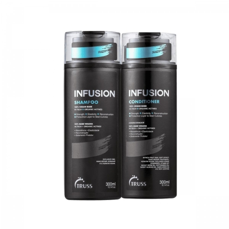 Kit Truss Infusion Shampoo 300ml e Condicionador 300ml