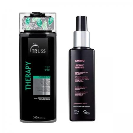 Kit Truss Shampoo Therapy300ml e Amino 225ml