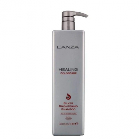 Lanza Color Care Silver Brightening Shampoo 1L