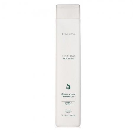 Lanza  Healing Nourish Shampoo Antiqueda  Antioleosidade 300ml