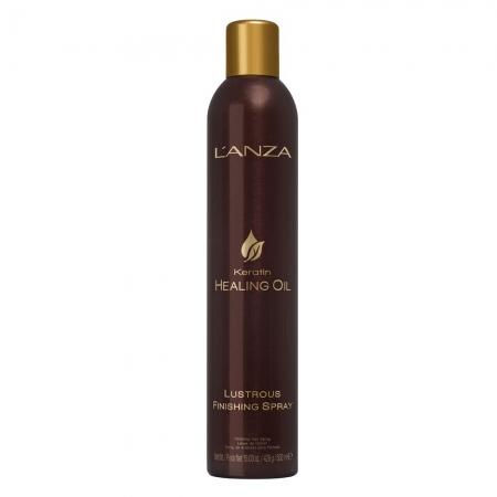 Lanza Healing Oil Keratin Lustrous Finish Spray 500ml
