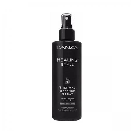 Lanza Healing Style Thermal Defense Spray 200ml Fixação Média a Forte