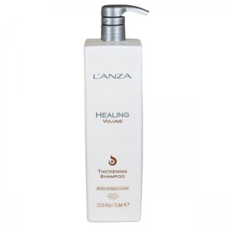 Lanza Healing Volume Thicening Shampoo 1 Litro Cab. Finos