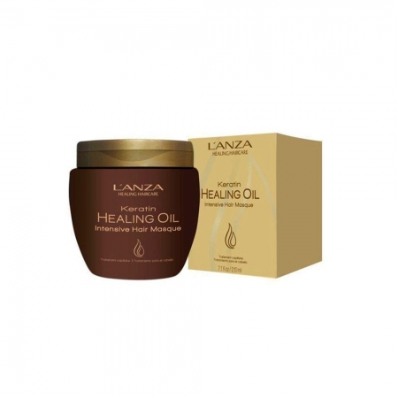 Lanza keratin healing Oil Intensive Hair Masque 210ml Nutrição
