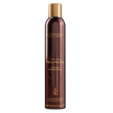 Lanza Keratin Healing Oil Lustrous Finishing Spray 350ml