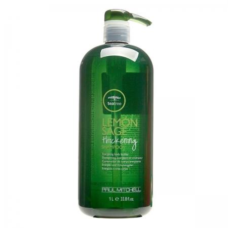 Paul Mitchell Lemon Sage Thickening Shampoo - 1l
