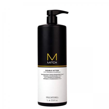 Paul Mitchell Mitch Shampoo & Conditioner Litro Masculino