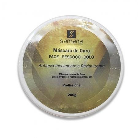 Samana Mascara de Ouro 200g