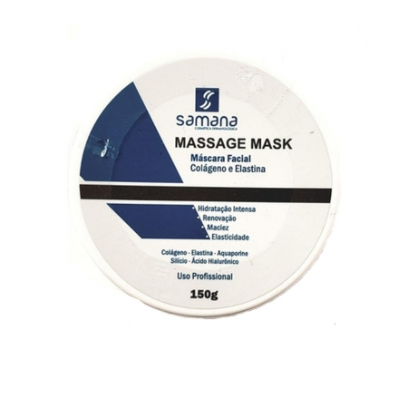 Samana Mascara Massage Mask 150g