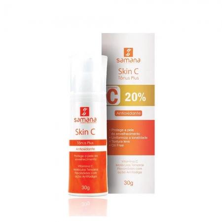 Samana Skin C Tonus Plus Vitamina C 20% 30g