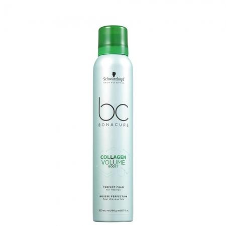 Schwarzkopf Bonacure Collagen Volume Boost  Espuma de Perfeição 200ml