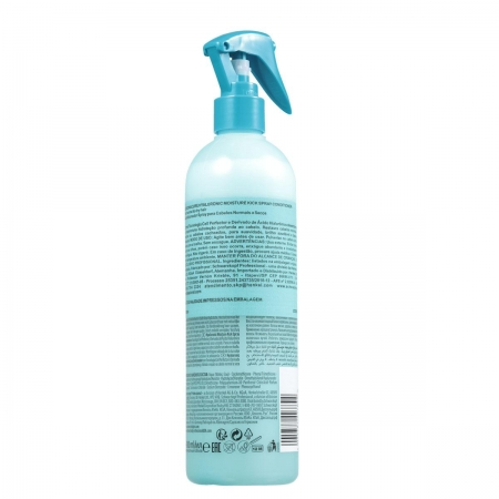 Schwarzkopf Hyaluronic Moisture Kick - Condicionador Spray 400 ml