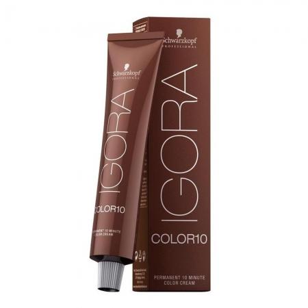 Schwarzkopf IGORA Color 10 6-0 Louro Escuro Natural 60g