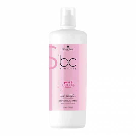 Schwarzkopf pH 4.5 Color Freeze - Shampoo Micelar Sem Sulfatos 1L