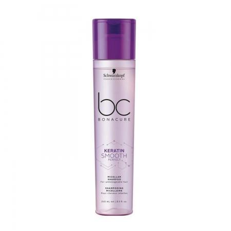 Schwarzkopf Professional - BC Bonacure - Keratin Smooth Perfect - Shampoo Micelar 250 ml