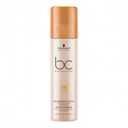 Schwarzkopf Professional - BC Bonacure - Q10+ Time Restore - Spray Condicionador de Rejuvenescimento 200 ml