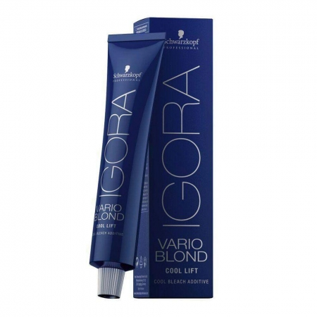 Schwarzkopf Professional - IGORA VARIO BLOND Cool Lift - Aditivo Descolorante 60ml