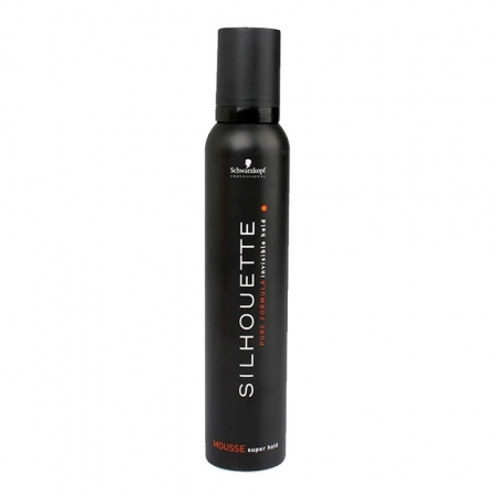 Schwarzkopf Professional - Silhouette - Super Hold Mousse 200ml