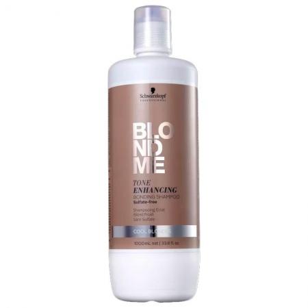 Schwarzkopf Professionel BlondMe Tone Enhancing Shampoo 1000ml Frios