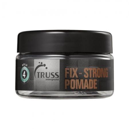 Truss Fix Strong Pomade Pomada Modeladora 55gr Fix. Forte