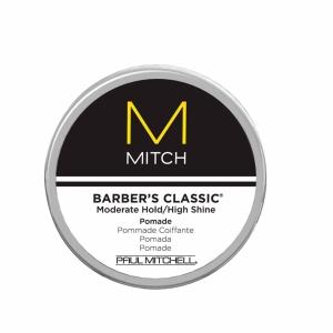 Paul Mitchell Mitch Barber Clasic 85gr Masculino Pomada Fixação Modera