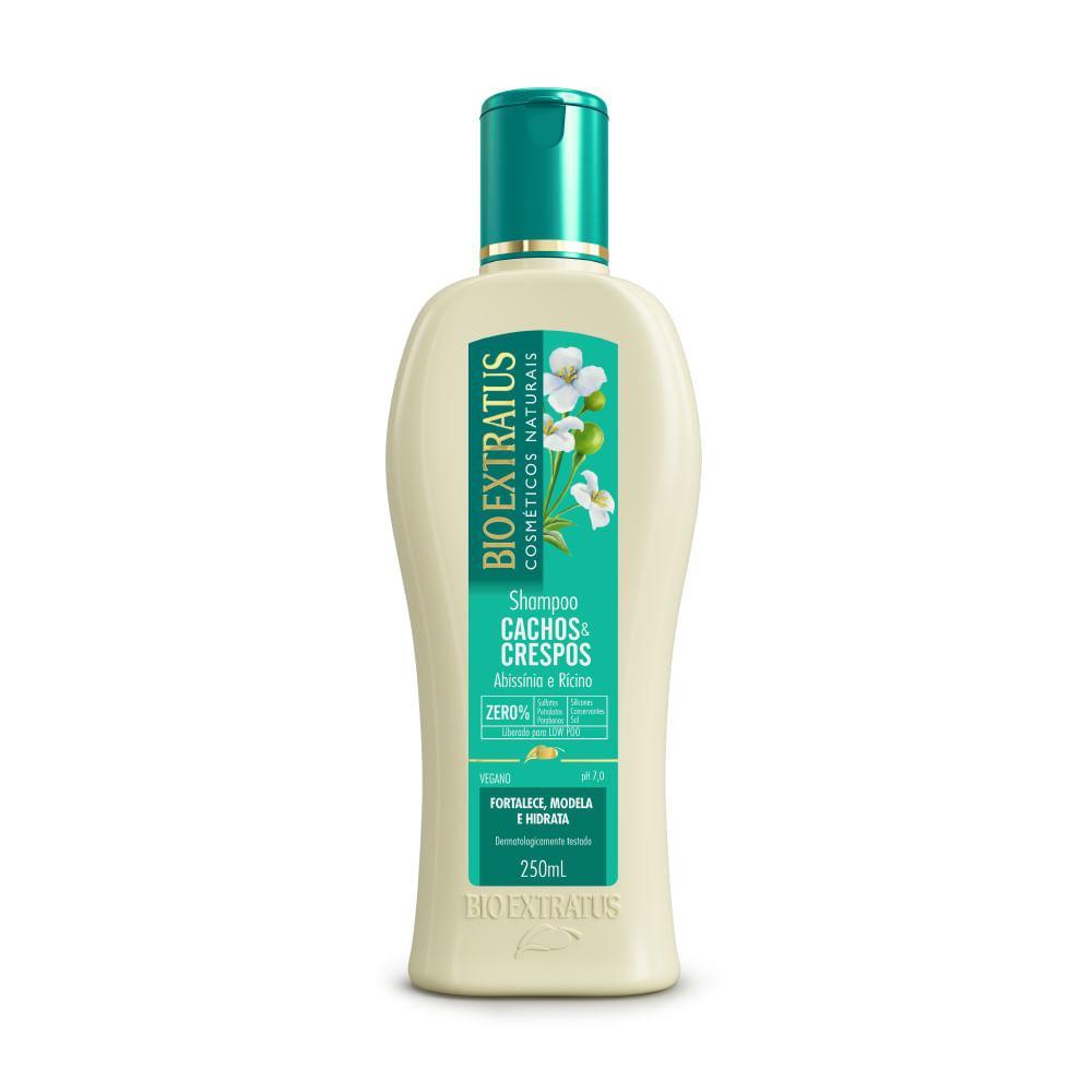 Bio Extratus Cachos e Crespos Shampoo 250ml