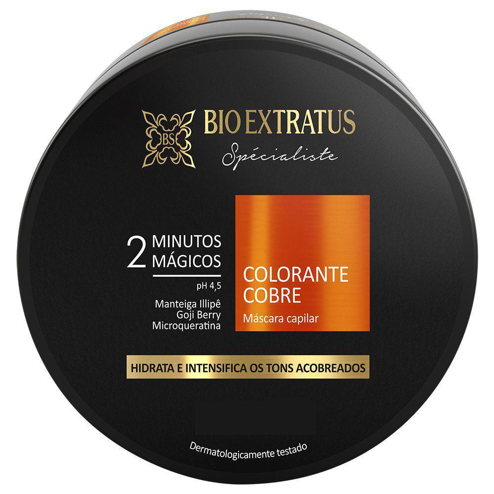 Bio Extratus Máscara Colorante Cobre 250gr