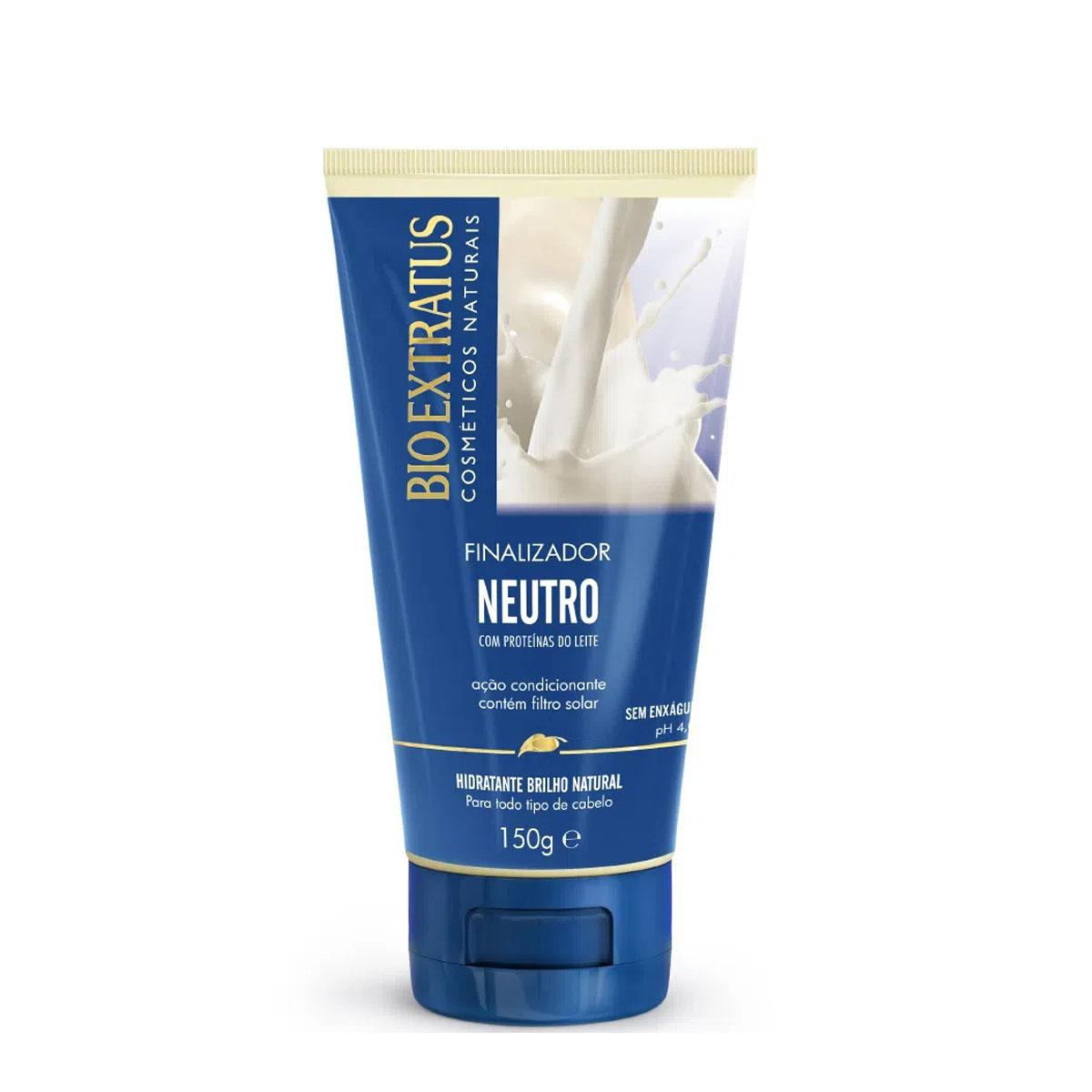 Bio Extratus Neutro Finalizador 150gr