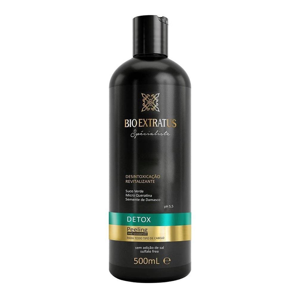 Bio Extratus Spécialiste Detox Pré-Shampoo Peeling 500ml