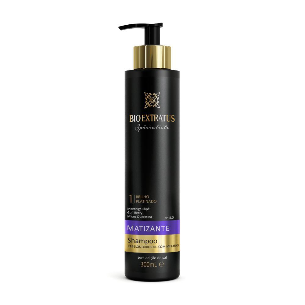 Bio Extratus Spécialiste Shampoo Matizante 300ml