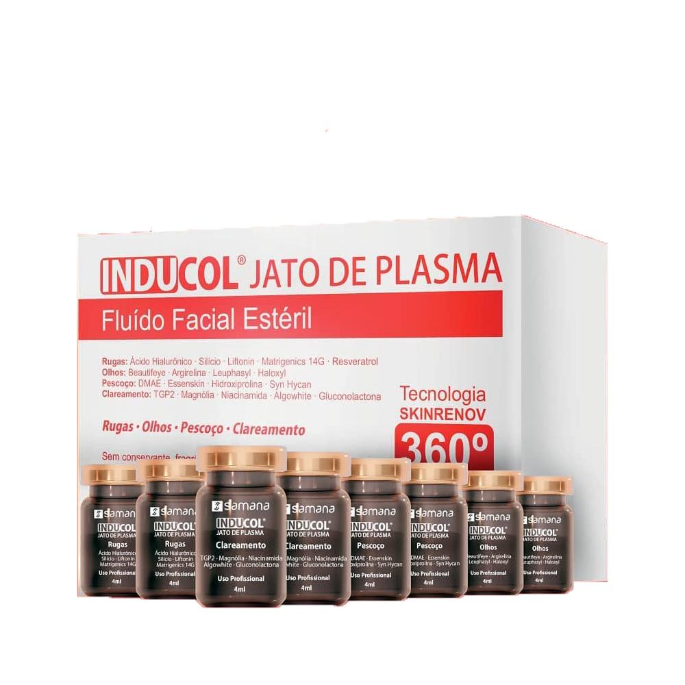 Kit Samana Inducol Jato de Plasma