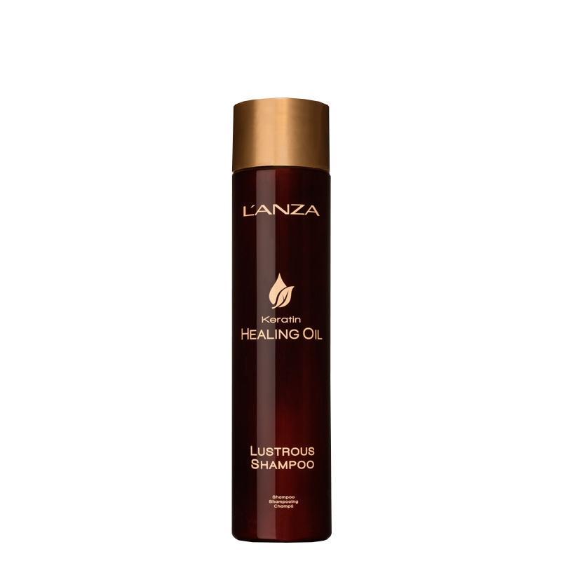 Lanza Keratin Healing Oil Lustrous Shampoo - 300ml