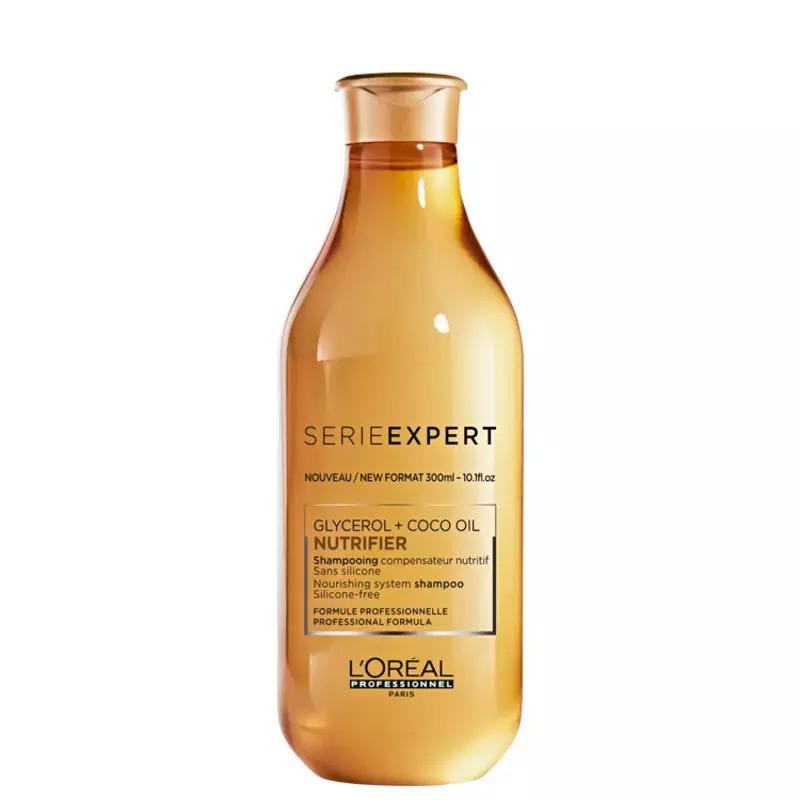 Loreal Profissional Nutrifier Shampoo - 300ml Óleo de Coco