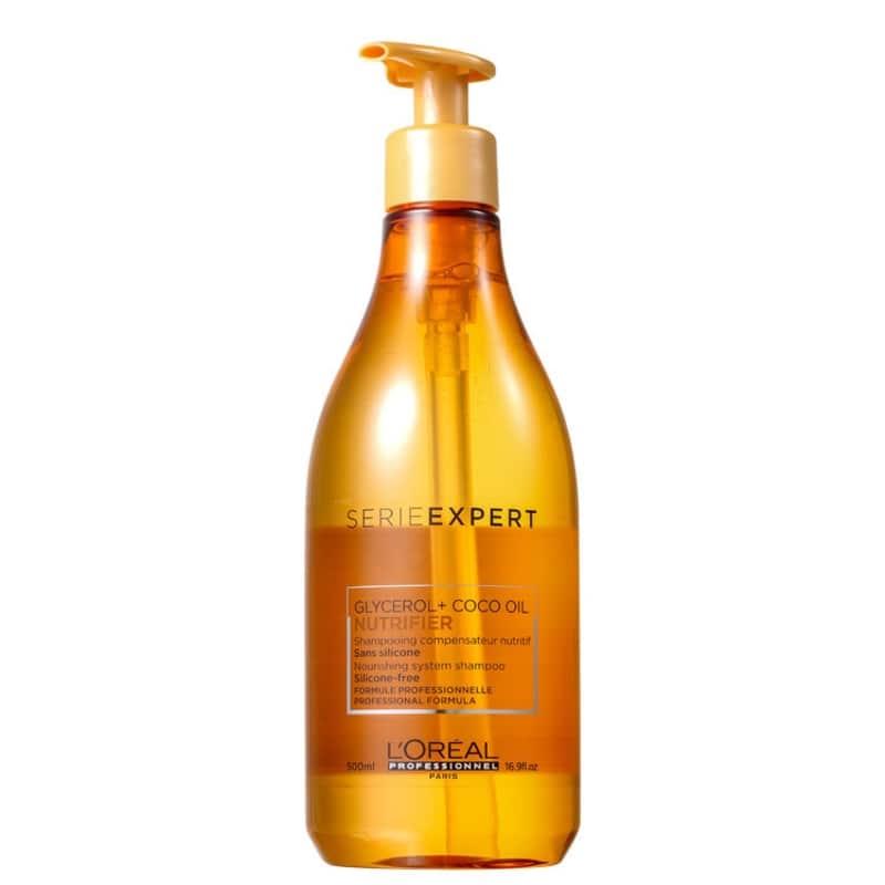 Loreal Profissional Nutrifier Shampoo 500ml
