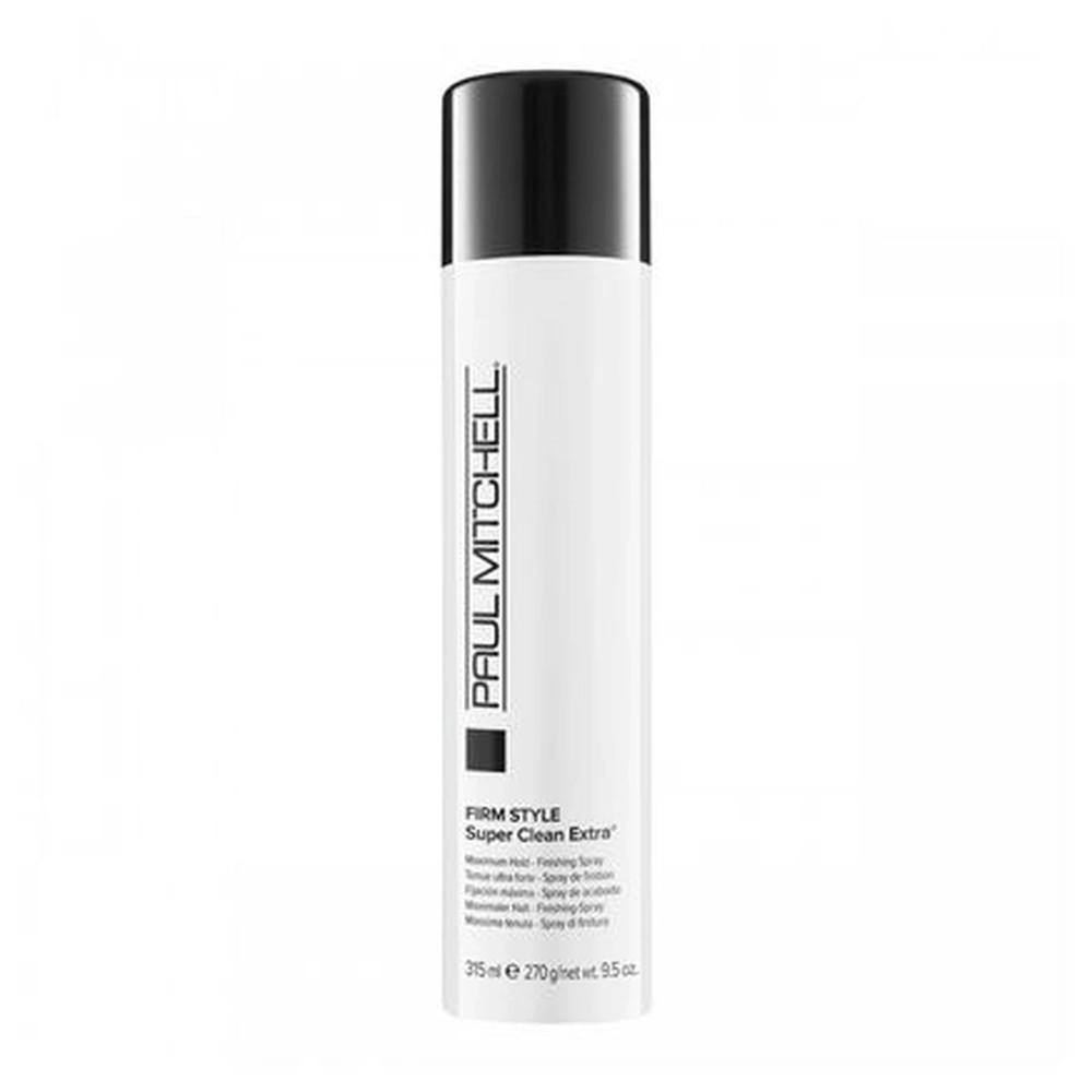 Paul Mitchell Firm Style Super Clean Extra Modelador 315ml Spray